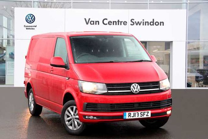 Volkswagen Transporter Panel Van PV 2.0TDI (102PS) T28 Highline BMT SWB