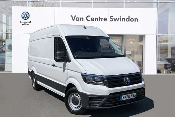 Volkswagen Crafter Panel Van CR35 2.0 TDI 102PS Startline High Roof Van
