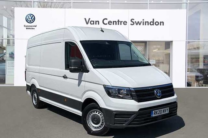 Volkswagen Crafter Panel Van Cr35 Mwb Diesel 2.0 TDI 140PS Trendline High Roof Van